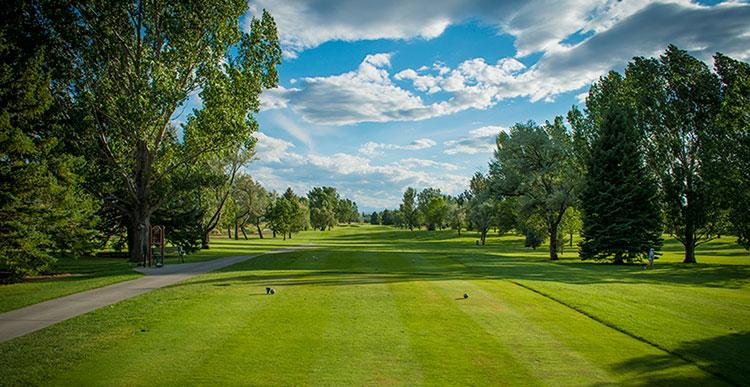Beautiful Golf Course in Laurel Montana