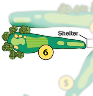 Golf Course Hole Thumbnail Image